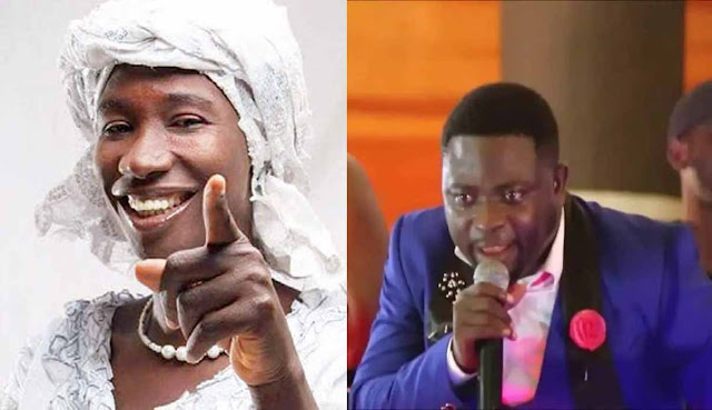 """The Church Of Pentecost Knew Cecilia Marfo Was Occultist ~ Brother Sammy  Samuel Opoku, known in the Ghanaian Gospel Music Industry as Brother Sammy has alleged the Pentecost Church in Ghana knew that Cecilia Marfo, the """"Afunum Ba"""" hitmaker was into occultism hence their decision to expunge her from the church.     This allegation is on the back of recent reports about the """"Afunum Ba"""" hitmaker conniving with her junior pastor to bury a 50-cedi with the names of some Ghanaian gospel musicians on it in a ritual to bury their career as alleged by Cecilia's junior pastor.    Brother Sammy in his reaction to the allegations posited that he now understand why the Church of Pentecost expunged her name from their books. He continued that the church knew she was into occultism hence her expulsion but refused to make it public."""