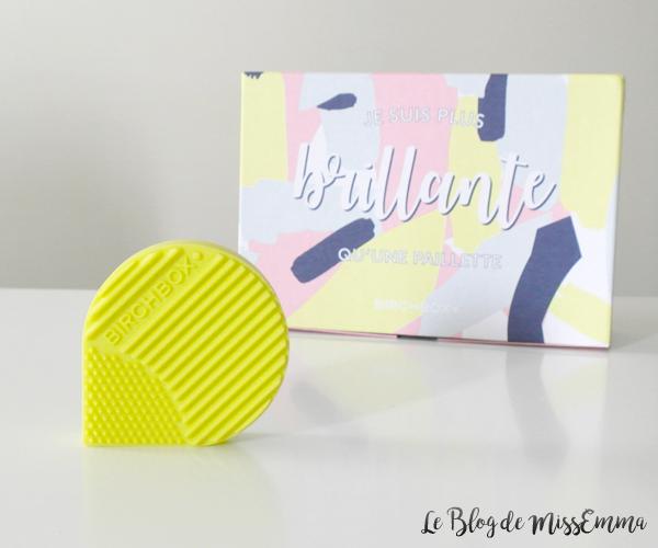 Birchbox - Que du Bonheur (Janvier 2017)