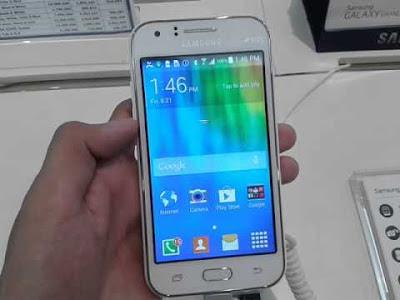 Samsung Galaxy J1 SM-J100H