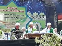 Semarak Senandung Sholawat di Seputih Mataram Lampung Tengah