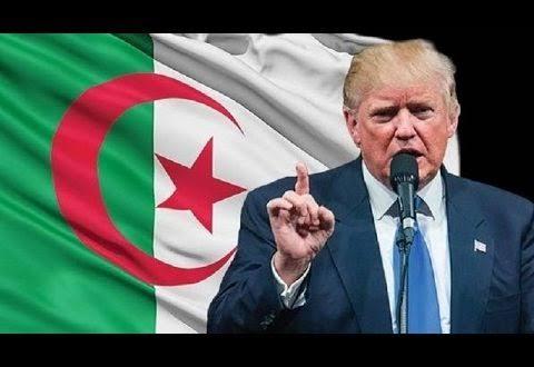 امريكا تتدخل في الشان الداخلي للجزائر