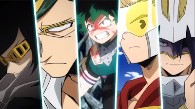 Boku no Hero Academia 4th Season OP/ED