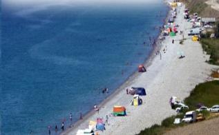 Van Tuşba Belediyesi Ayanıs Halk Plajı