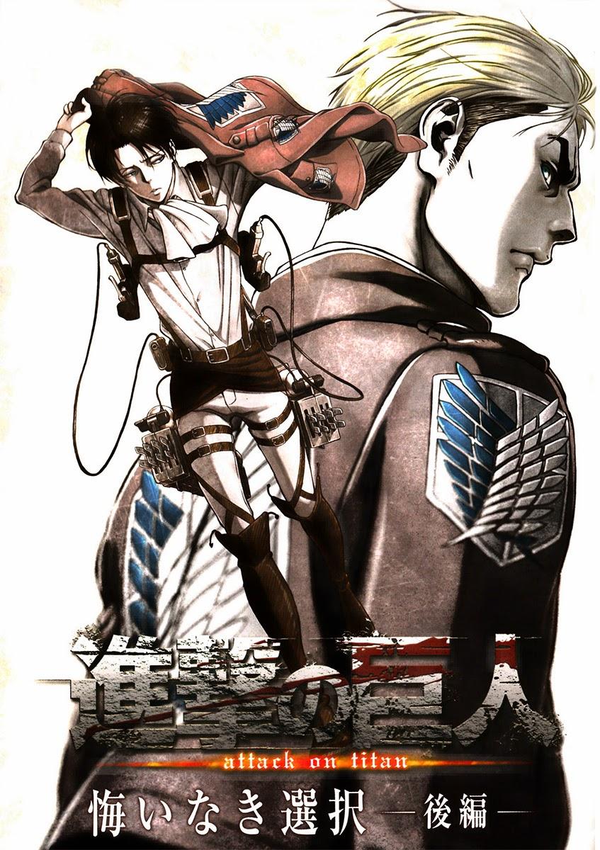 Streaming Anime Shingeki No Kyojin: Ilse No …