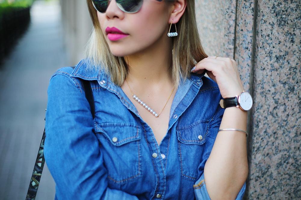 Crystal Phuong x Misaki Pearls Jewelry