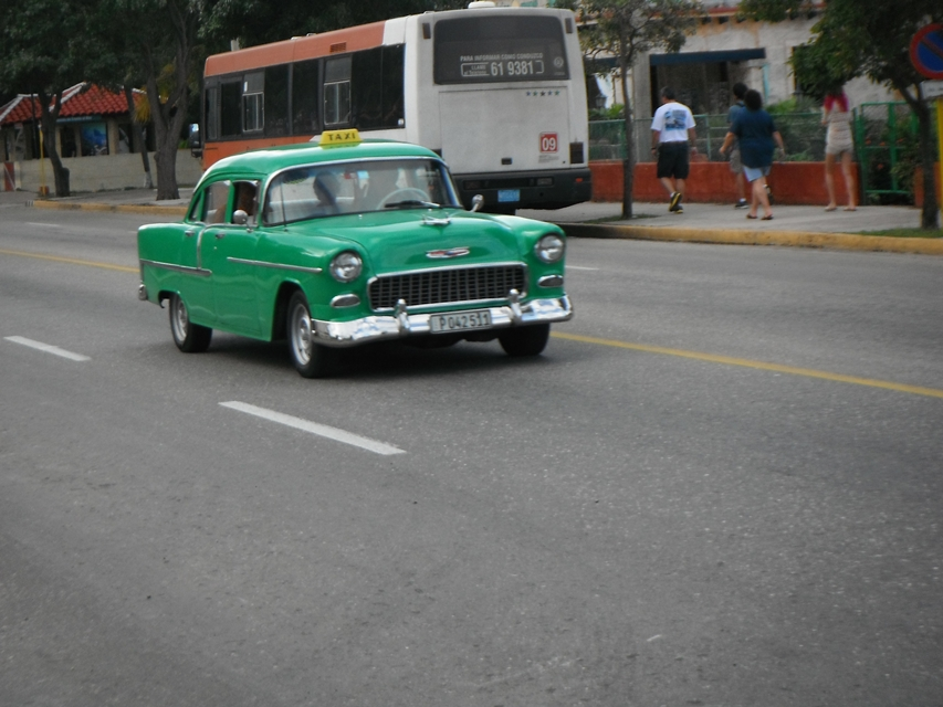 Travel Wolfe: Classic Cars of Cuba