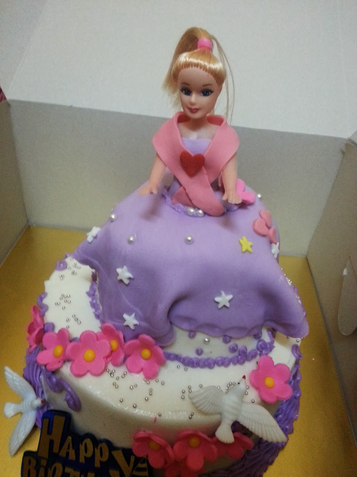 Sofia The First Birthday Party Preparations