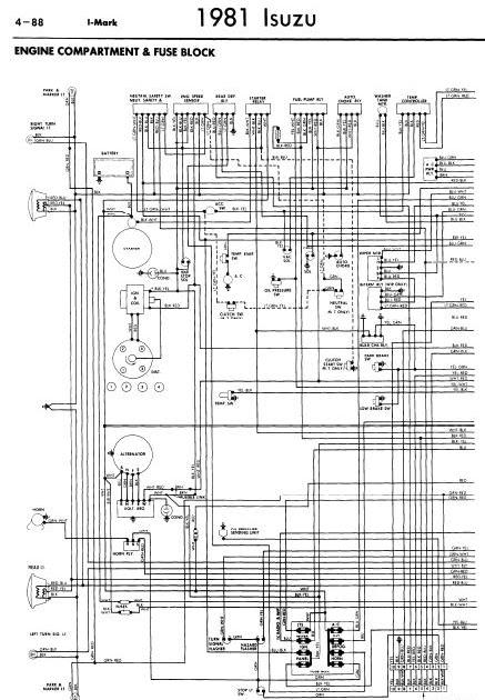 repair-manuals: isuzu i-mark 1981 wiring diagrams isuzu giga wiring diagram isuzu panther wiring diagram engine