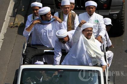 Habib Rizieq Akan Dikawal Seperti Kedatangan Raja Salman