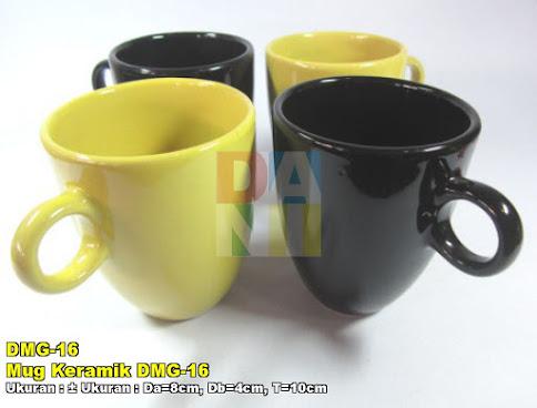 Mug Keramik DMG-16