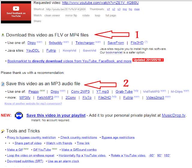 """15 تقنية ونصائح لإستخدام موقع يوتيوب """"Youtube.com"""""""