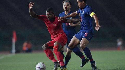 Thailand Yakin Balas Timnas Indonesia U-22 Piala Asia