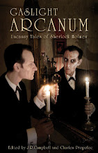 Click Cover to Order Gaslight Arcanum