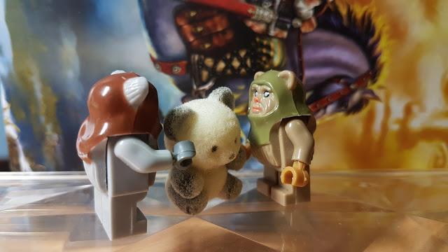 Ewocs, Star Wars