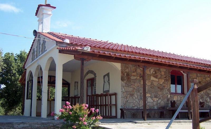 Πανήγυρις παρεκκλησίου Αγίου Χριστοφόρου Αετοχωρίου Αλεξανδρούπολης
