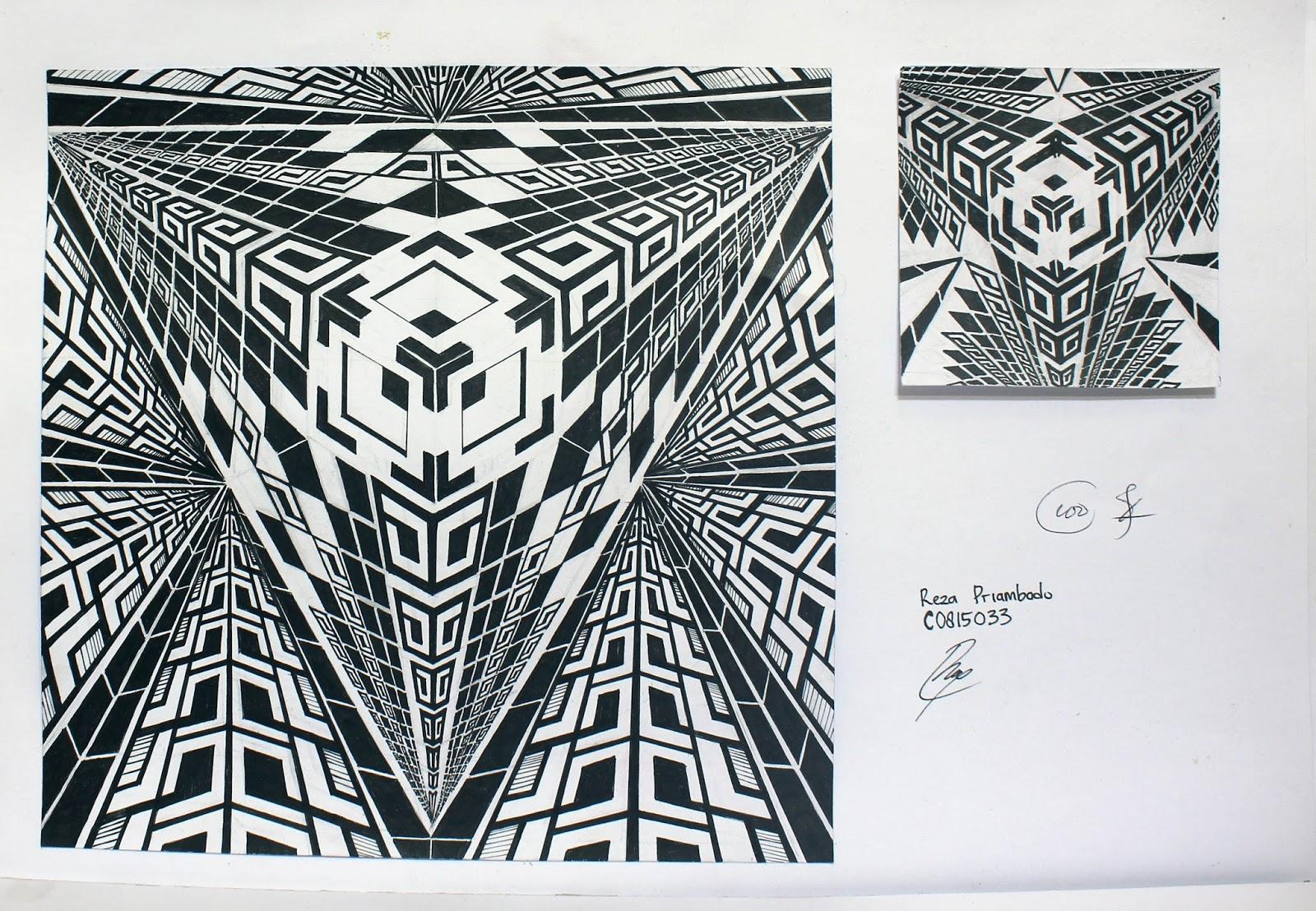 Nirmana Bidang geometri - Desain Interior UNS