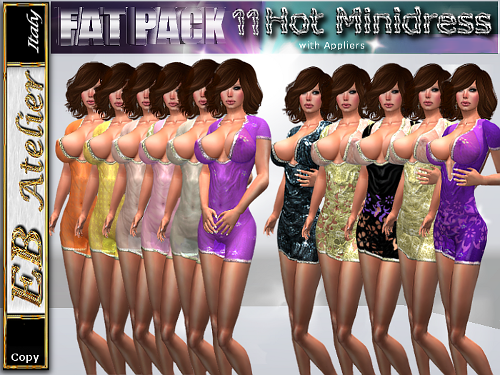 https://marketplace.secondlife.com/p/EB-Atelier-11-HOT-MINIDRESSES-FAT-PACK-w-Applier-Lolas-Tango-italian-designer/4991664