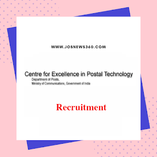 CEPT Recruitment 2019 for Manager & Supervisor posts (13 Vacancies)