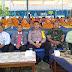 Babinsa Hadiri Pelepasan Siswa Kelas XII SMK Muhammadiyah Karangpucung