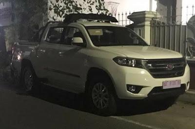 Bocoran Spesifikasi lengkap dari mobil ESEMKA Digjaya Double Kabin.
