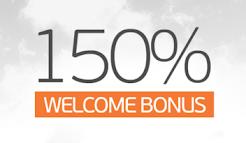 Exclusive 150% Bonus