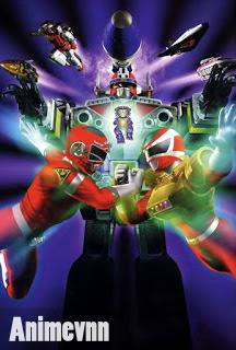 Denji Sentai Megaranger vs Carranger - Siêu Nhân 1998 Poster