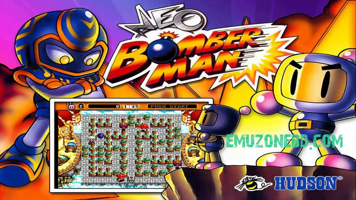 Neo Bomberman Game Download for Android and Computer | EmuZoneBD