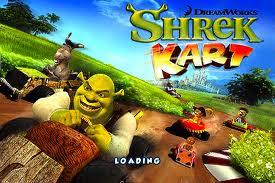 لعبة Shrek Kart 1.1.0 للجوالات