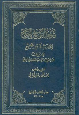 تحميل كتاب شواهد التوضيح والتصحيح لمشكلات الجامع الصحيح - ابن مالك