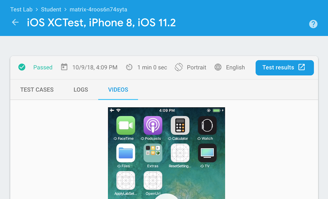 The Firebase Blog: Firebase Test Lab launches full support for iOS