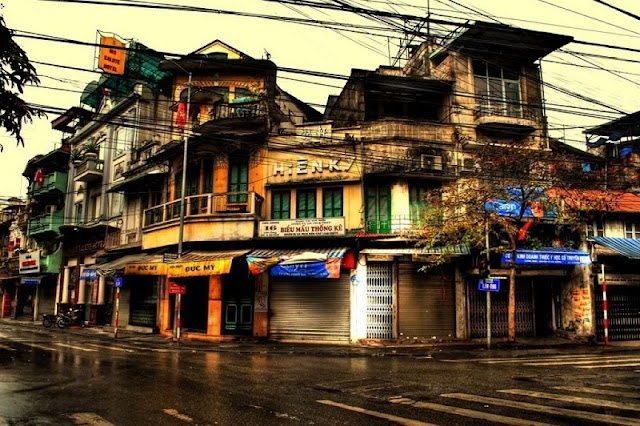 10 things definitely have to do when visiting the capital Hanoi