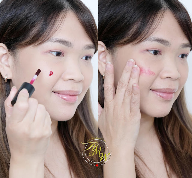 a photo of BLK Cosmetics K-Beauty KDrama Look by Nikki Tiu of askmewhats.com