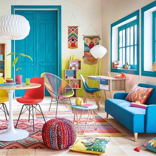 Print pattern summer 17 maisons du monde for Maison du monde job