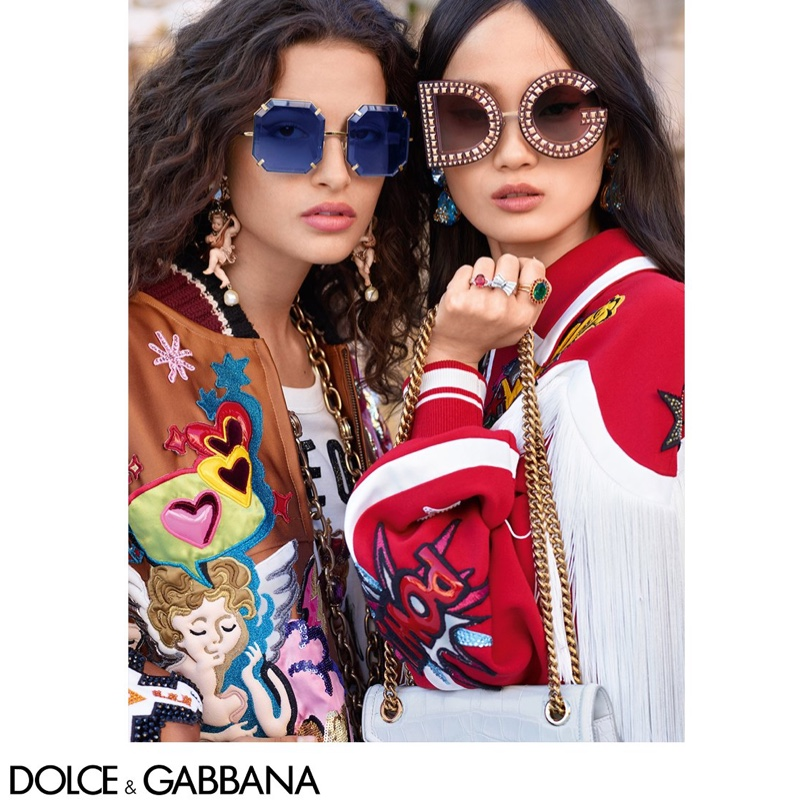 Dolce & Gabbana Eyewear fall-winter 2018 campaign