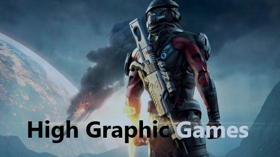 Best Highly Graphics Games