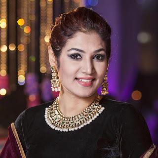 Sharmin Lucky Bangladeshi TV Program Host Hot and Sexy