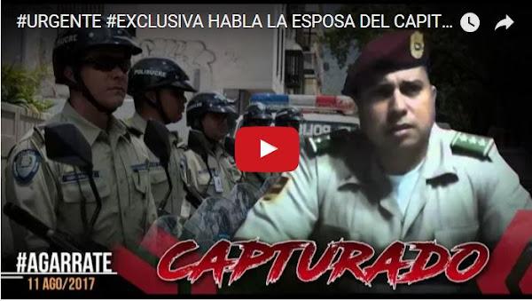 Detenidos Juan Caguaripano y Jefferson García en La California