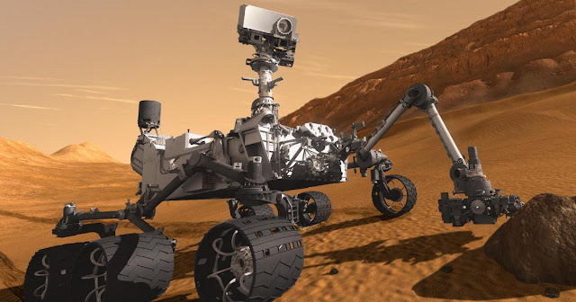 Discovery of Mineral on Mars Surprises Scientists