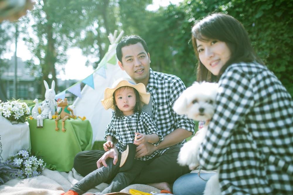 寶貝日系寫真 全家福兒童攝影推薦拍照