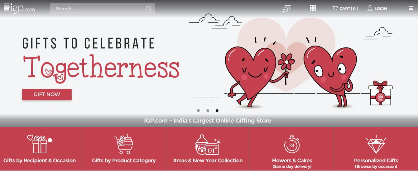 Image result for indian gifts portal