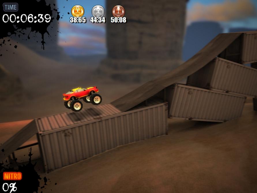 Download Game Monster Truck Challenge | Download Game