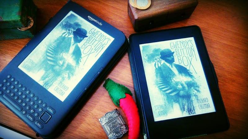 [RESENHA #551] GWENDY'S BUTTON BOX [A PEQUENA CAIXA DE GWENDY] - STEPHEN KING E RICHARD CHIZMAR
