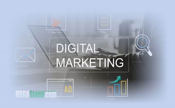 Mengenal Digital Marketing, Pengertian, Jenis & Konsep Pemasarannya