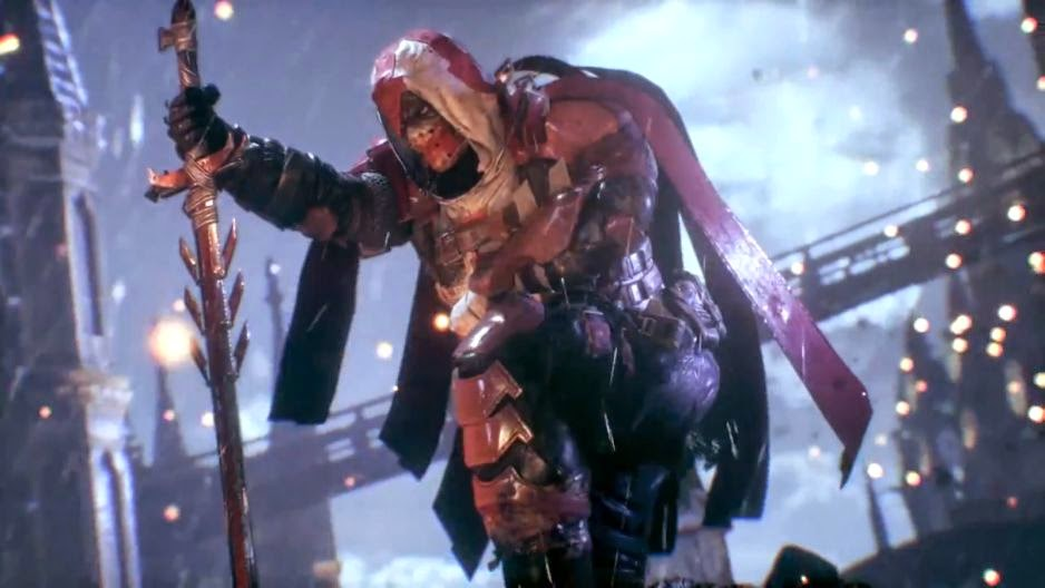 "Trailer oficial de Arkham Knight Trailer ""All Who Follow You"""