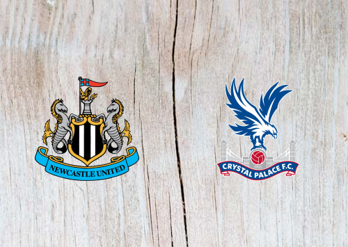 Newcastle United vs Crystal Palace - Highlights 6 April 2019