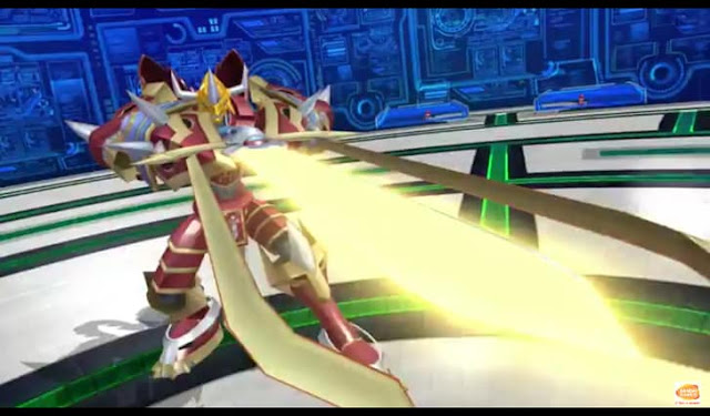 Digimon Story Cyber Sleuth: Hacker's Memory got a commercial