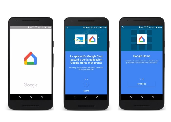 [APK] Google Cast App Gets Update, Becomes Google Home
