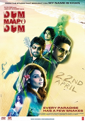 Dum Maaro Dum 2011 HDRip 350MB Full Hindi Movie Download 480p Watch Online Free bolly4u