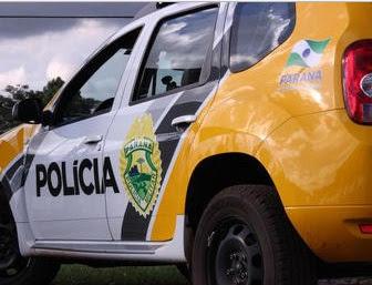 Homens encapuzados assaltam fazenda em Faxinal