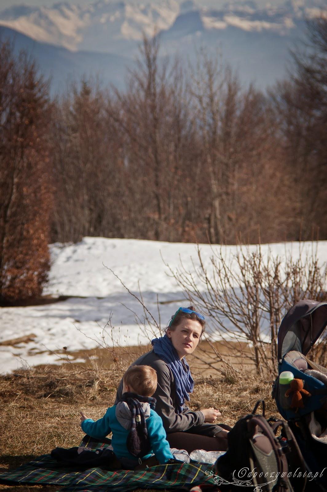 trekking z dziećmi, wycieczka w góry